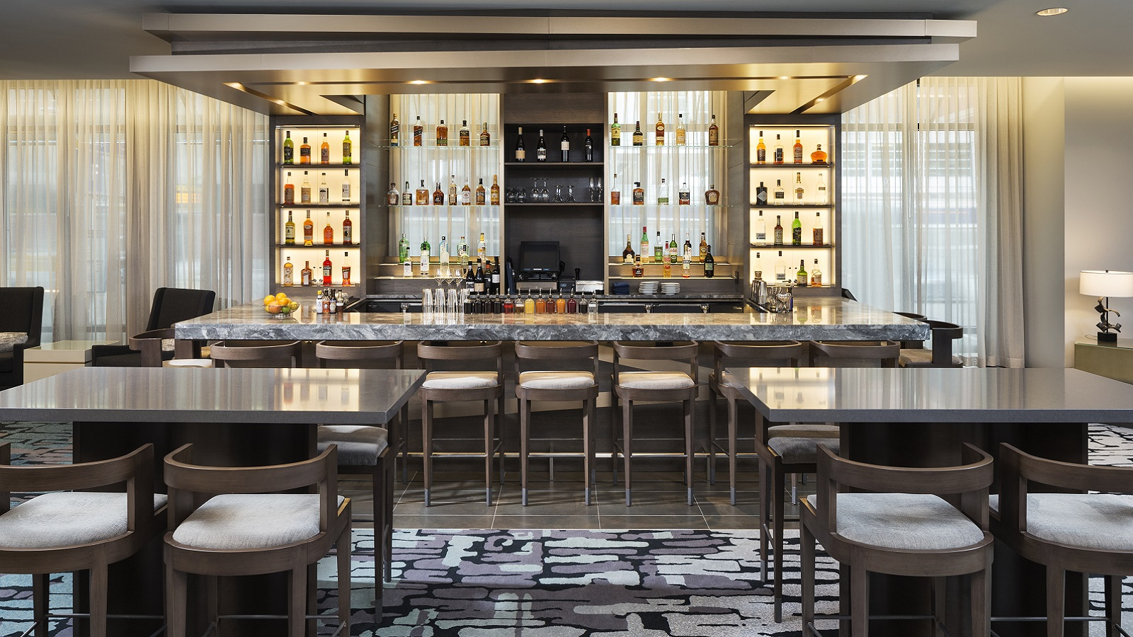 Venetia Lounge | Hotel Ivy, A Luxury Collection Hotel, Minneapolis